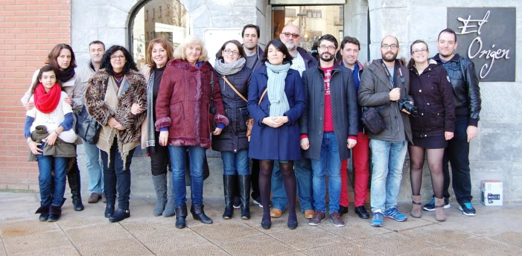 Grupo de Blogueros Huesca Sin gluten