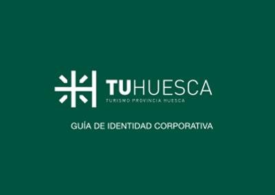 Manual de Identidad TuHuesca