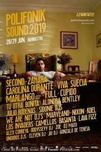POST 28 ENERO -3 FEBRERO. Polifonik Sound 2019